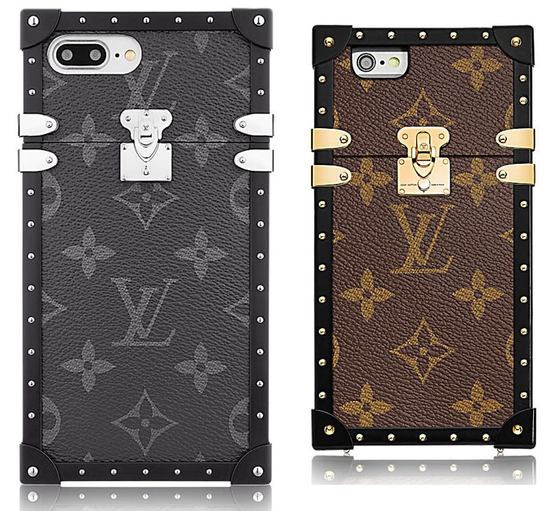 Louis Vuitton Eye-Trunk iPhone-case