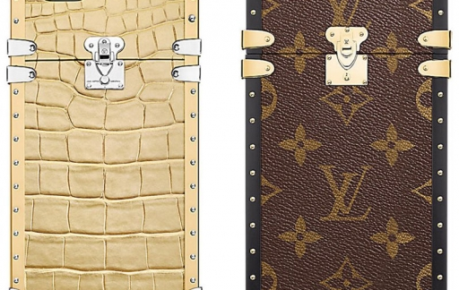 Louis Vuitton Eye-Trunk krokodillenleer