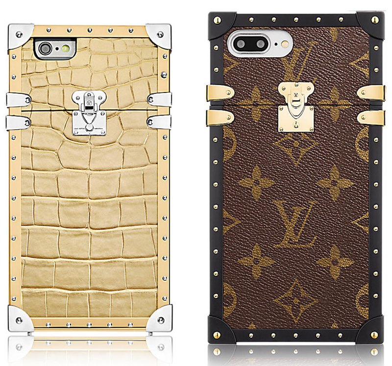 HOESJE IPHONE X LOUIS VUITTON