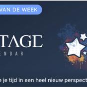 Vantage Calendar is Apple's gratis App van de Week