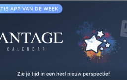 Vantage Calendar is Apple's gratis App van de Week