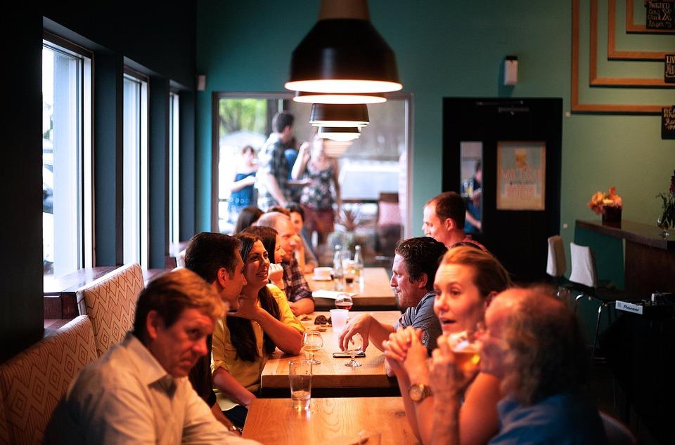 Restaurant: tafeltje reserveren