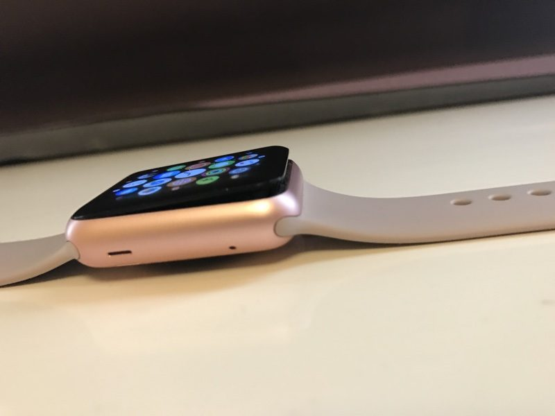 Apple Watch scherm los