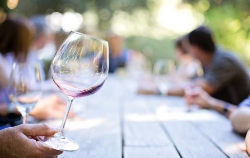 Vivino wijnglas