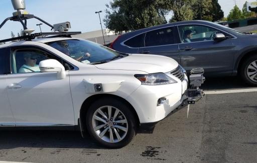 Apple test platform zelfrijdende auto op openbare weg