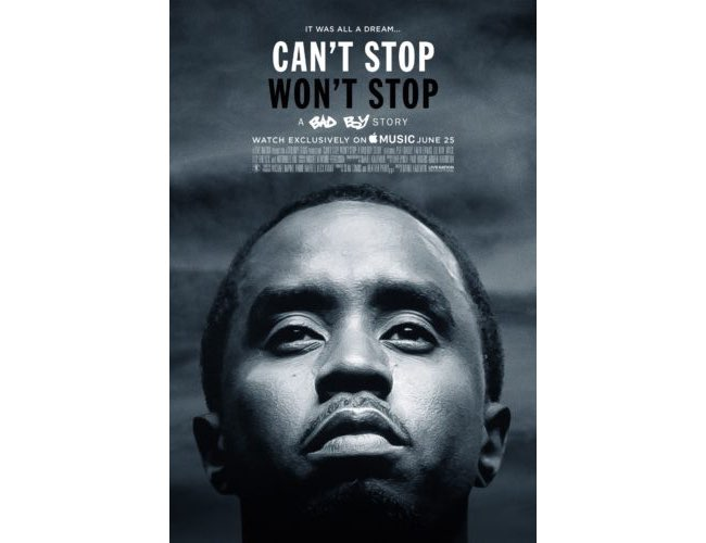 Puff Daddy documentaire poster