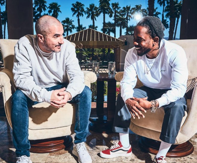 Zane Lowe interview