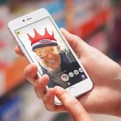 Snapchat Unox-filter
