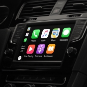 Apps en notificaties instellen voor CarPlay