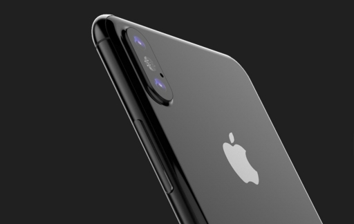 iPhone 8 concept met True Tone