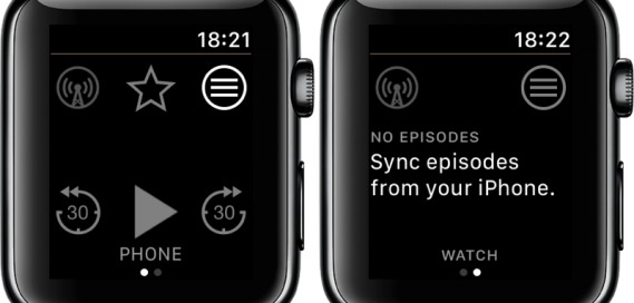 how to download podcast on apple watch