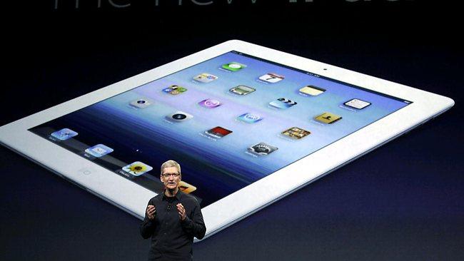 New iPad 3 aankondiging
