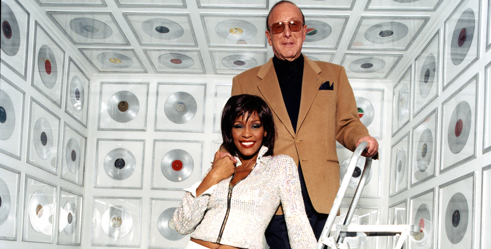 Clive Davis-documentaire op Apple Music.
