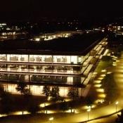 Apple Park R&D gebouw