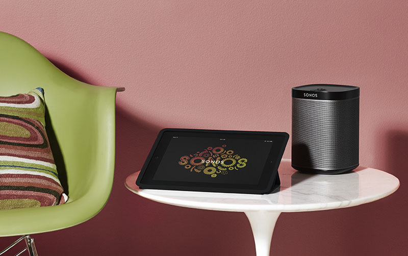 Sonos met Spotify Connect