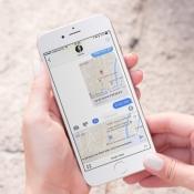 Stuur je Google Maps-locatie met nieuwe iMessage-app