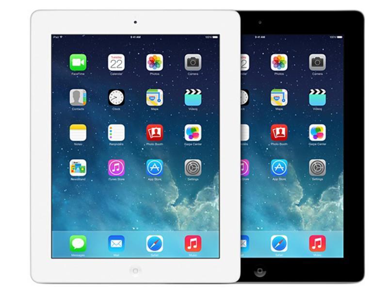 Kapotte iPad 4