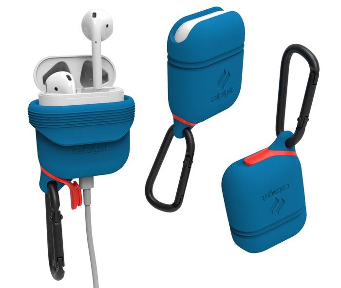 Catalyst Case AirPods blauw
