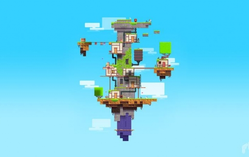 Fez game screenshot