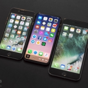 'Apple test dubbele frontcamera voor iPhone 8, Touch ID nog steeds onzeker'