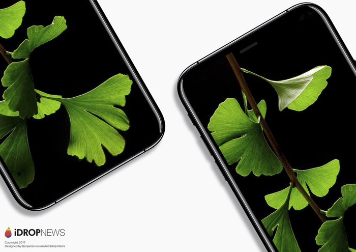 iPhone 8 concept door iDropNews