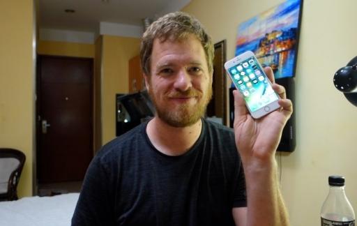 Scotty Allen DIY iPhone 6s