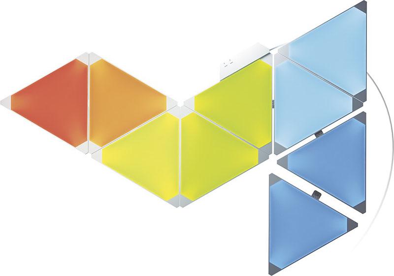 Nanoleaf Aurora led-panelen alle kleuren