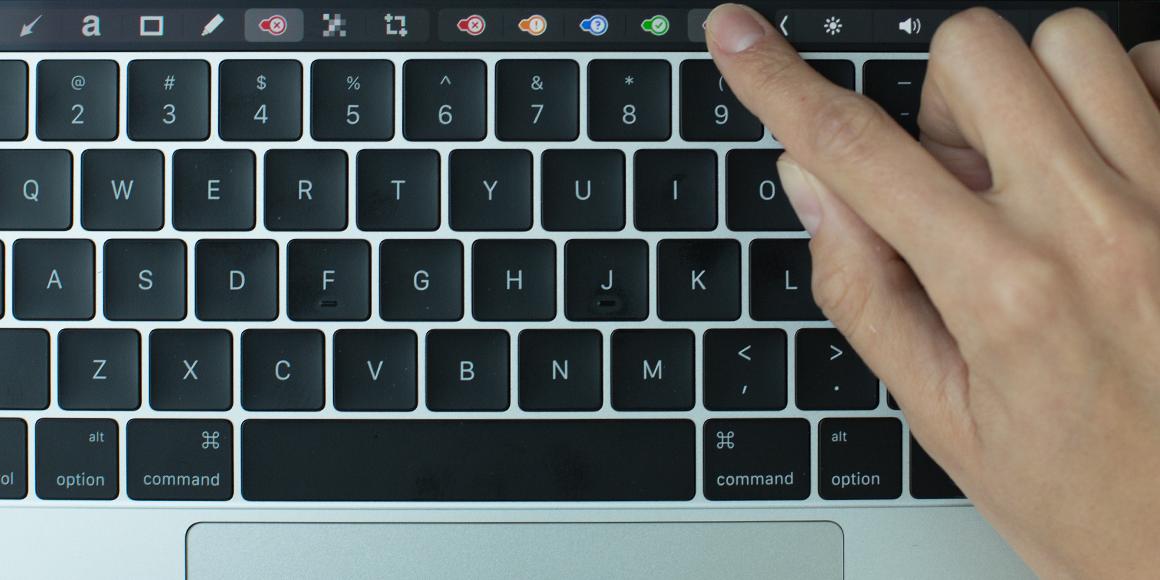 Evernote ondersteunt Touch Bar voor annotatiefuncties