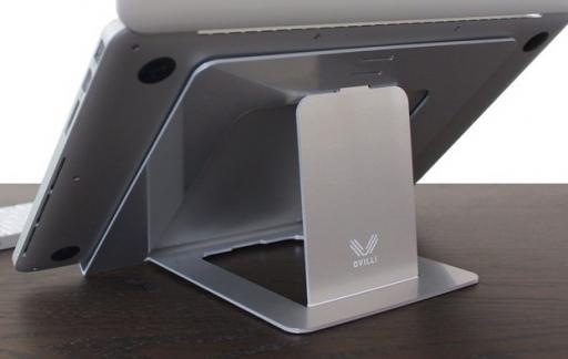OviStand voor MacBook Pro.