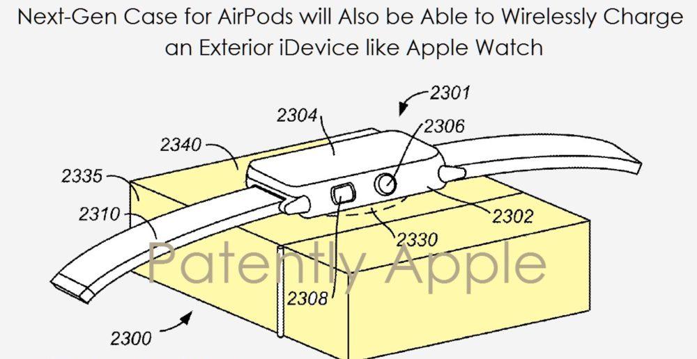 AirPods doosje opladen