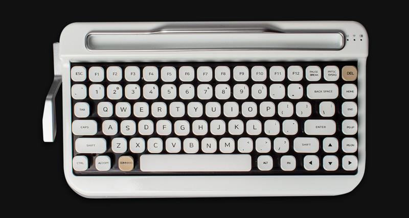 Penna toetsenbord wit