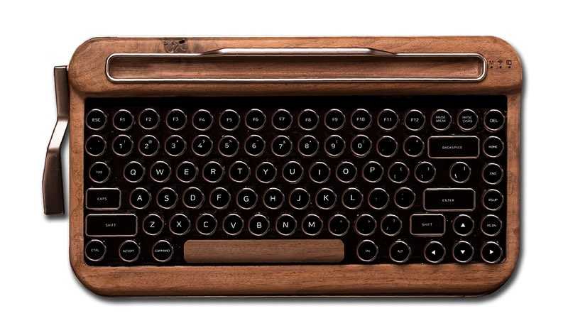 Penna toetsenbord hout