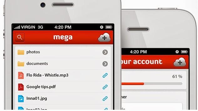 MEGA app