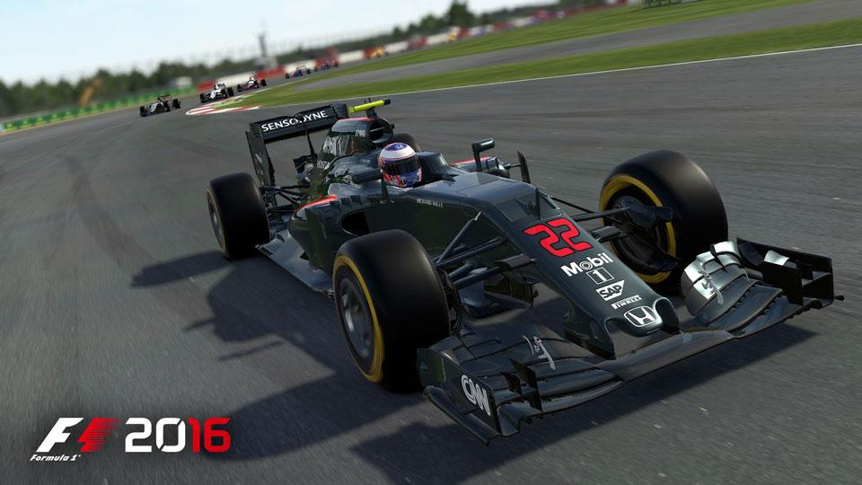 F1 2016 op de Mac