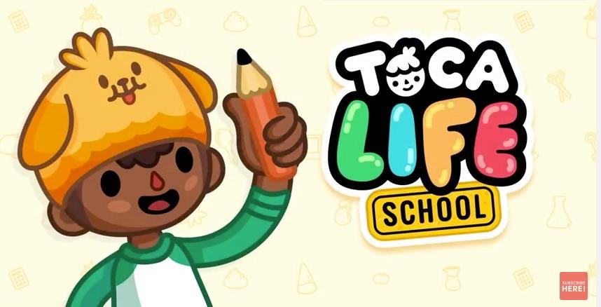 Toca Life: School.