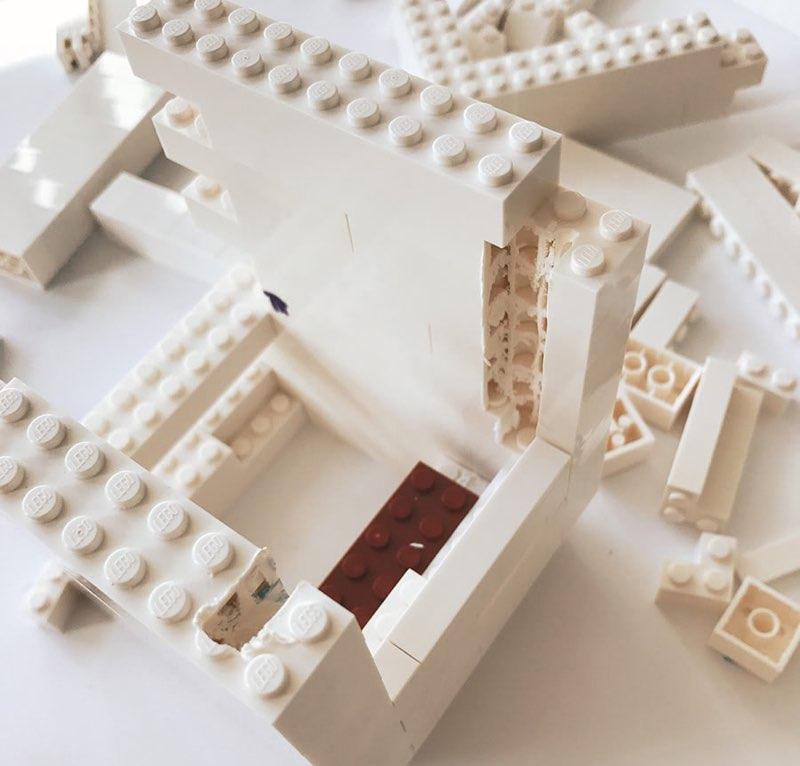 LEGO Macintosh Classic bouwen