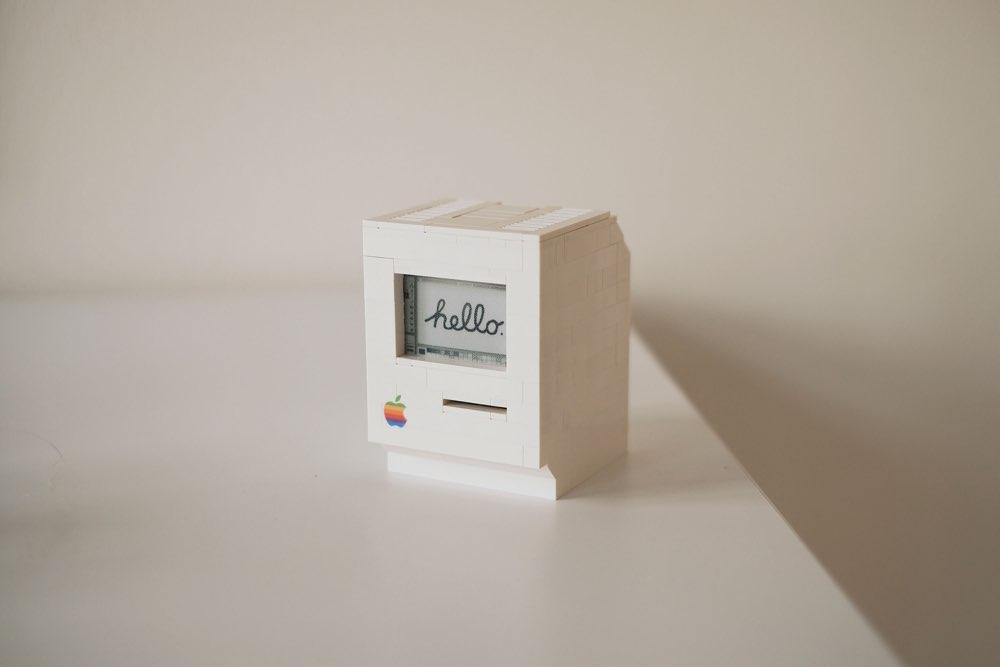 LEGO Macintosh Classic