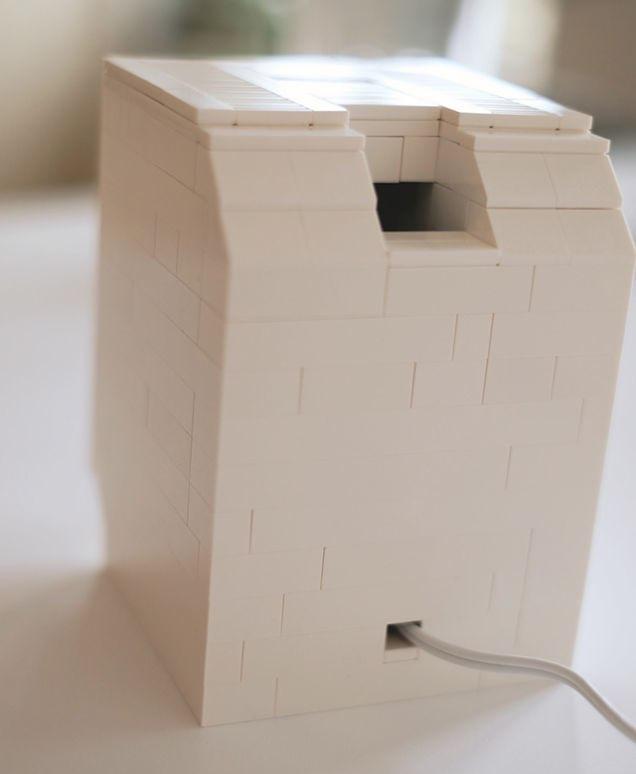 LEGO Macintosh achterkant