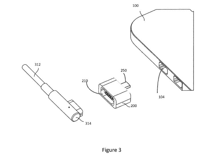 MagSafe patent