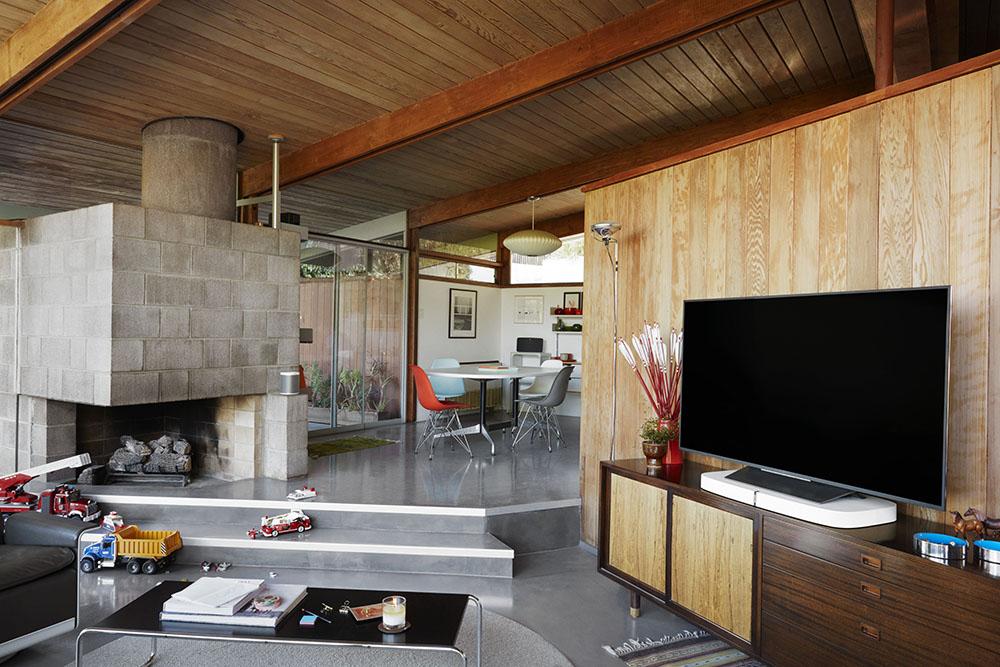 Sonos Playbase in woonhuis