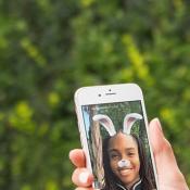 Ook Instagram heeft nu grappige gezichtsfilters