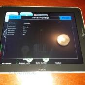iPad prototype met SwitchBoard.
