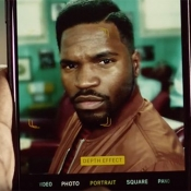 Barbers iPhone-reclame