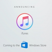iTunes naar de Windows Store.