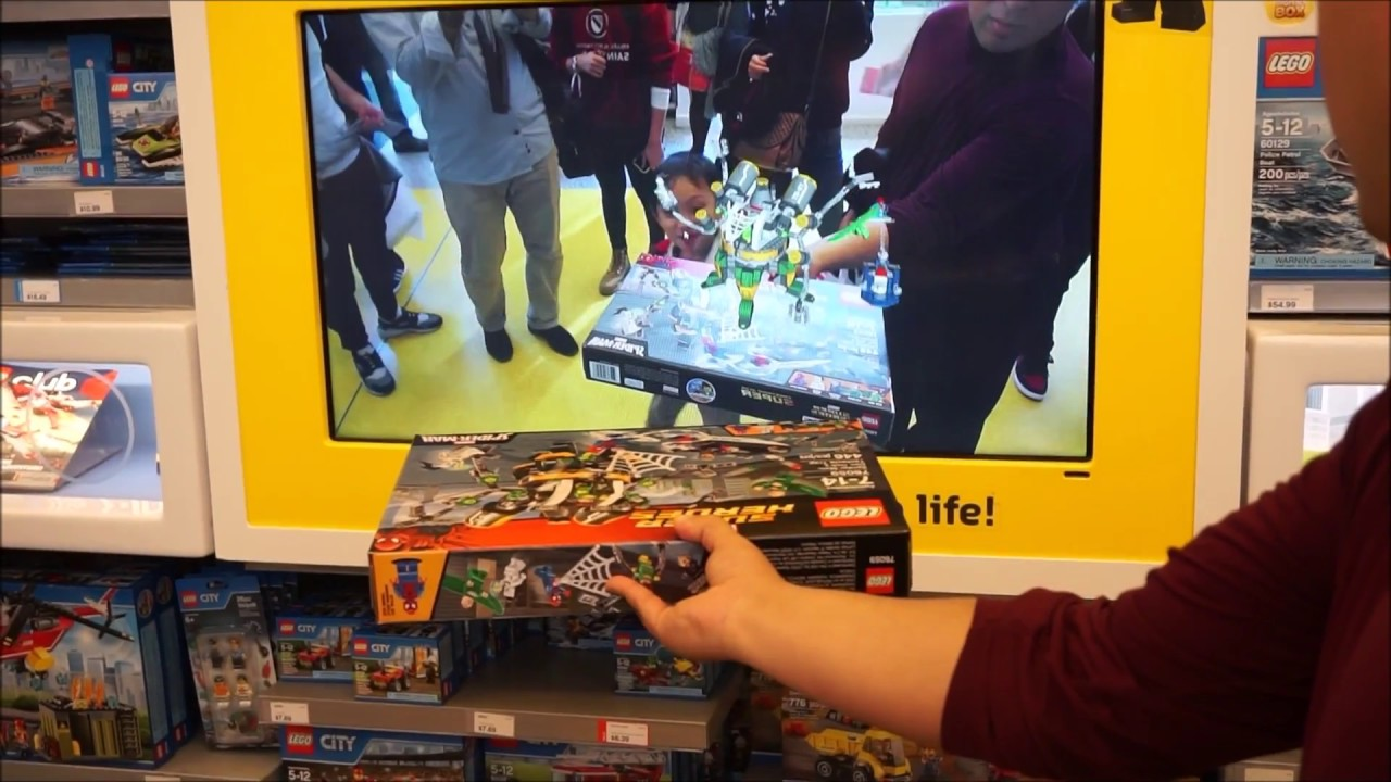 LEGO-winkel