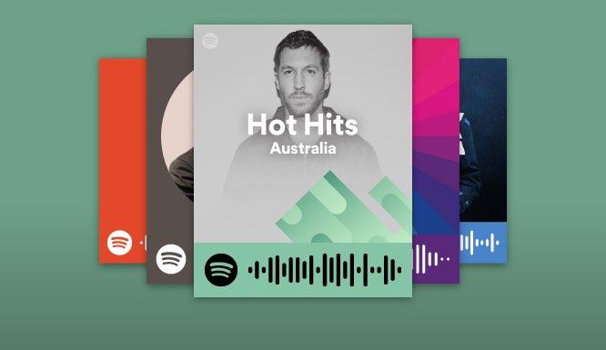 Spotify Codes: muziek delen