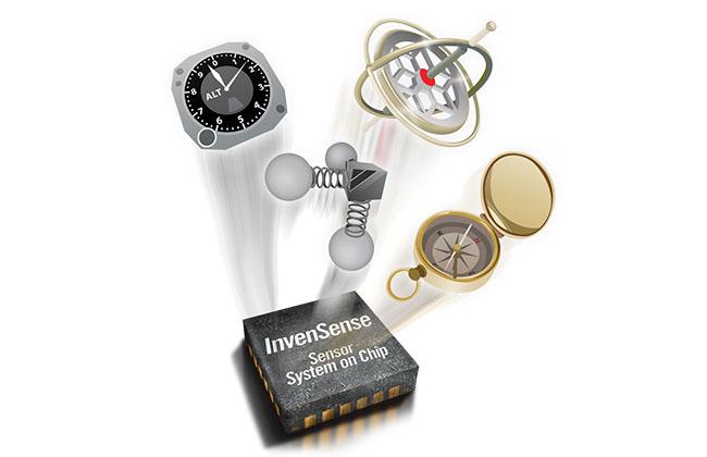 InvenSense chip