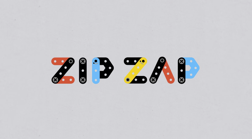 Puzzelspel Zip-Zap is Apple's gratis App van de Week