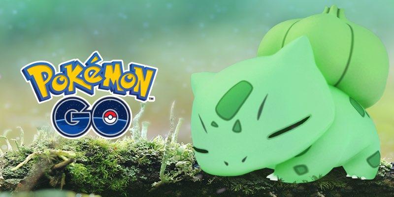Pokémon Go grasweekend