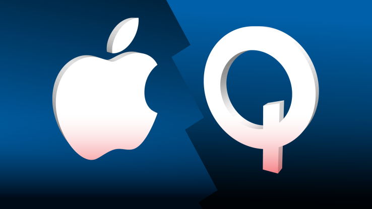 Apple en Qualcomm